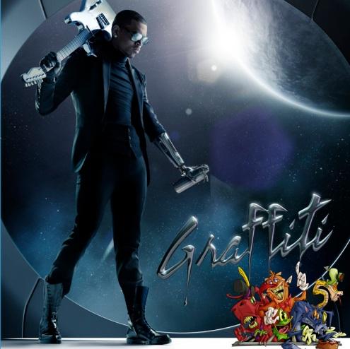 Graffiti Album Cover